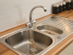 Vízszerelés a konyhában